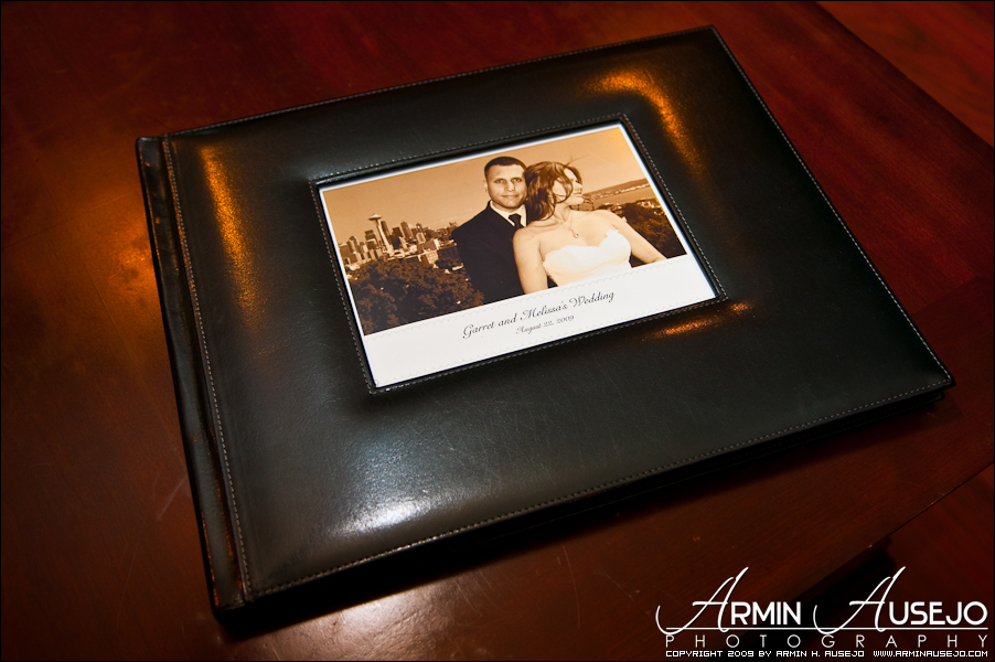 Wedding Photobook Cover